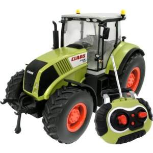 Traktorius Claas su nuotoliniu distanciniu valdymu