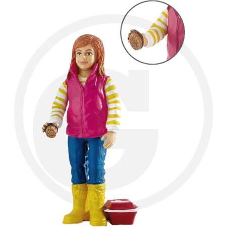 BULLYLAND žaislinė arklininkės figūra