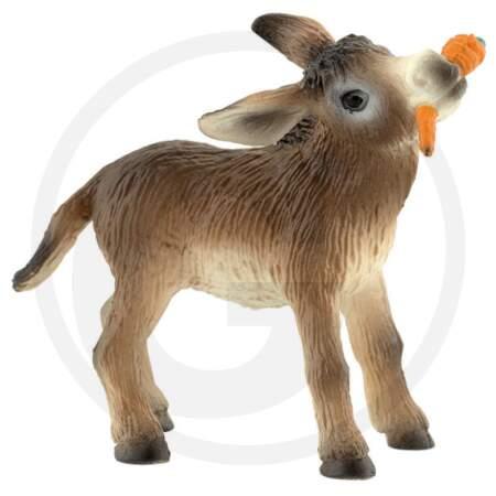 BULLYLAND žaislinis asiliukas jauniklis su morka