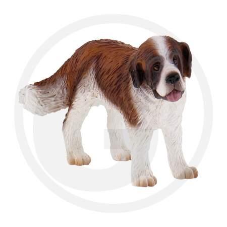 BULLYLAND žaislinė šuns figūrėlė senbernaras