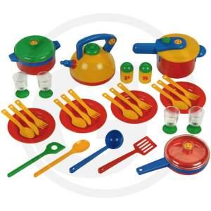 Klein virtuvės puodų rinkinys