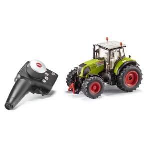 Siku traktorius Claas Axion 850 Set + R/C Nr. 6882, 1:32  su distanciniu nuotoliniu valdymu