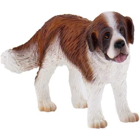 Šuniukas figūrėlė Bullyland 65445 - Šv. Bernhard Benas