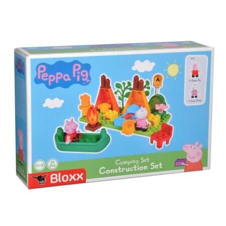 PlayBig BLOXX Peppa Pig Camping rinkinys