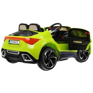"Vaikiškas elektromobilis ""Bandit"" Žalias"