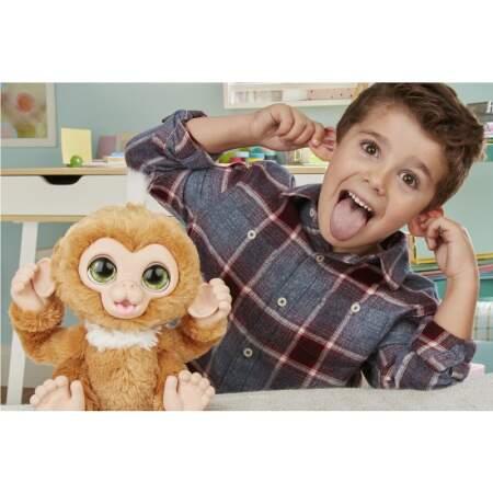 HASBRO FURREAL Interaktyvi beždžionėlė  Kodas: E0367