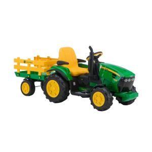 Akumuliatorinis traktoriukas Peg Perego John Deere Ground Force 12V
