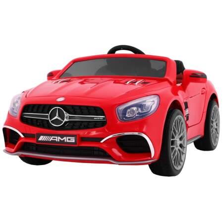 """Vaikiškas elektromobilis """"Mercedes AMG SL65"""" Raudonas"""