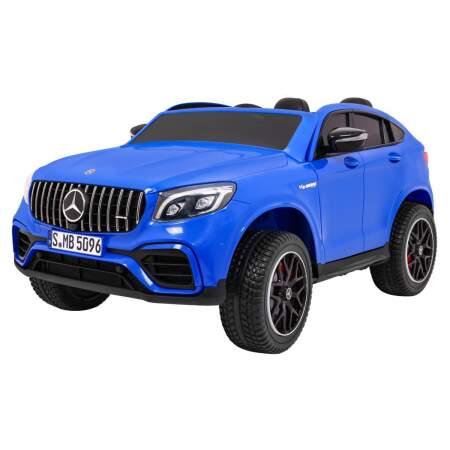 "Vaikiškas elektromobilis ""Mercedes GLC 63S"" Mėlynas"