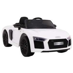 "Vaikiškas elektromobilis ""AUDI R8 Spyder"", baltas"