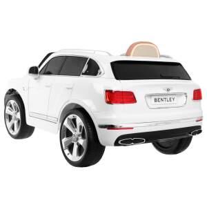 "Vaikiškas elektromobilis ""Bentley Bentayga"" Baltas"