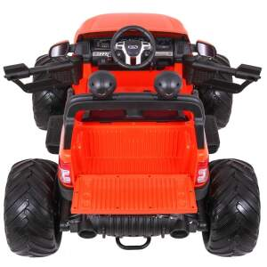 "Vaikiškas elektromobilis ""Ford Ranger 4x4 MONSTER"" Oranžinis"