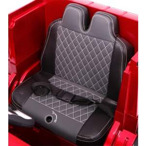 """Vaikiškas elektromobilis """"Mercedes G65 AMG"""" Raudonas - Lakuotas"""