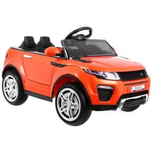 """Vaikiškas elektromobilis """"Rapid Racer"""", oranžinis"""