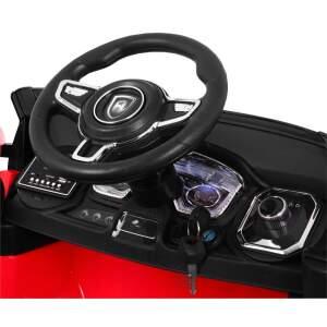 """Vaikiškas elektromobilis """"Rapid Racer"""", raudonas"""