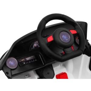 """Vaikiškas elektromobilis """"Roadster"""", baltas"""