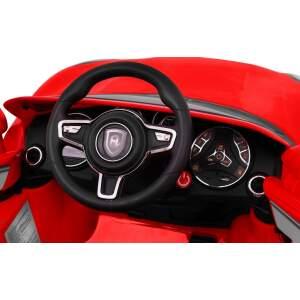 """Vaikiškas elektromobilis """"Turbo-S"""" Raudonas"""