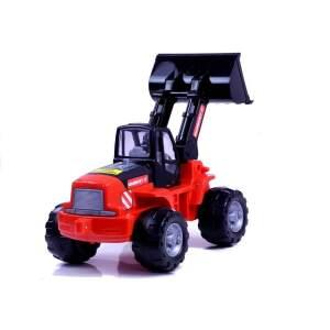 """Vilkikas su traktoriumi """"Mammoet"""""""