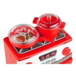 Žaislinė orkaitė su priedais