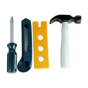 """Žaisliniai įrankiai """"Deluxe Tool Set"""""""