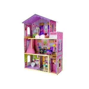 """Trijų aukštų medinis lėlių namelis """"Stella"""""""