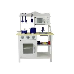 """Vaikiška medinė virtuvėlė su priedais """"Merida"""", 85x60,5x30,5"""