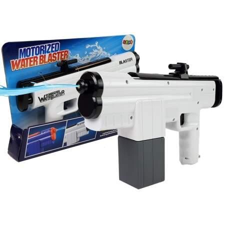 """Vandens šautuvas """"Motorized Water Blaster"""", baltas"""