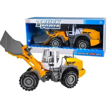 Žaislinis buldozeris