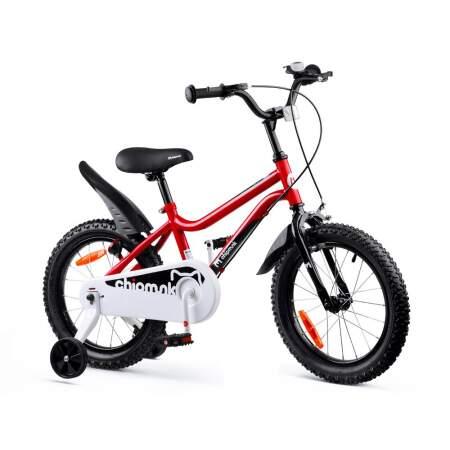 """Vaikiškas dviratis """"Royal Baby Chipmunk MK 16"""", raudonas"""