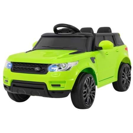 """Vaikiškas elektromobilis """"Start Run"""" Žalias"""