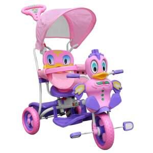 """Triratis dviratis vaikams """"Linksmas ančiukas"""""""