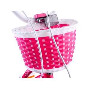 """Vaikiškas dviratis """"Royal Baby Star Girl 14"""", rožinis"""