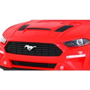 "Elektromobilis ""Ford Mustang GT"", raudonas"