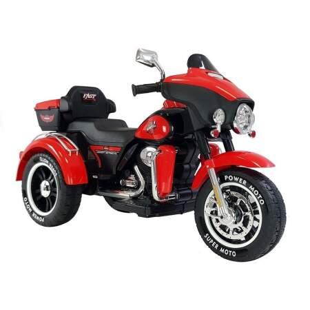 """Vaikiškas elektrinis motociklas """"ABM5288"""", raudonas"""