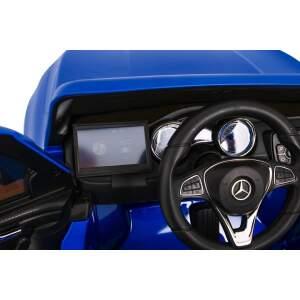 Elektromobilis Mercedes Benz X-Class, lakuotas mėlynas