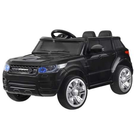 """Vaikiškas elektromobilis """"Land RAPID RACER"""", juodas"""