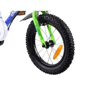 "Vaikiškas dviratis ""Royal Baby Chipmunk Summer 14"", mėlynas"