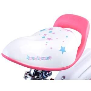 """Vaikiškas dviratis """"Royal Baby Star Girl 14"""", mėlynas"""