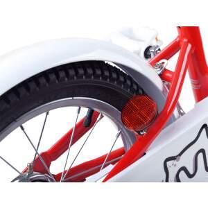 """Vaikiškas dviratis """"Royal Baby Girls Chipmunk MM 14"""", raudonas"""