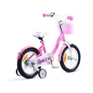 """Vaikiškas dviratis """"Royal Baby Girls Chipmunk MM 14"""", rožinis"""
