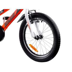 """Vaikiškas dviratis """"Royal Baby SPACE No. 1 18"""", oranžinis"""