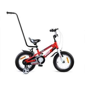 """Vaikiškas dviratis """"Royal Baby Space no.1 14"""", raudonas"""