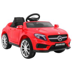 "Vaikiškas elektromobilis ""Mercedes AMG GLA-45"", raudonas"