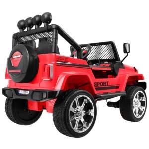 """Vaikiškas elektromobilis """"Raptor DRIFTER 4x4"""", Raudonas"""