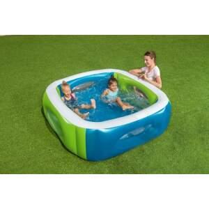 """Vaikiškas pripučiamas baseinas su langais """"Bestway"""", 168x56"""