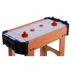 """Žaidimų stalas """"Oro ritulys"""", rudas"""